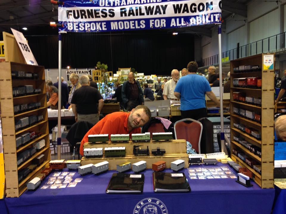 Pre-grouping Railways From Furness Railway Wagon Company
